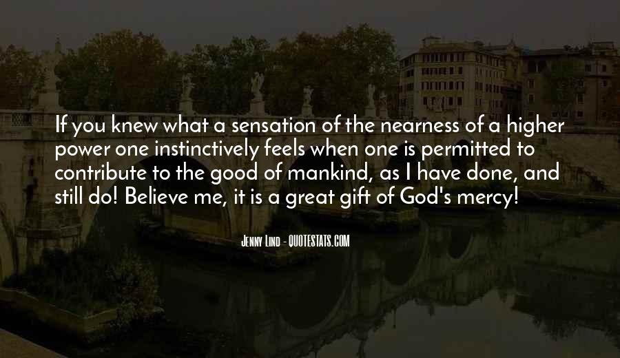Good Is God Quotes #44231