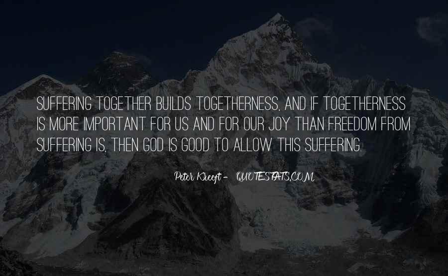 Good Is God Quotes #45717