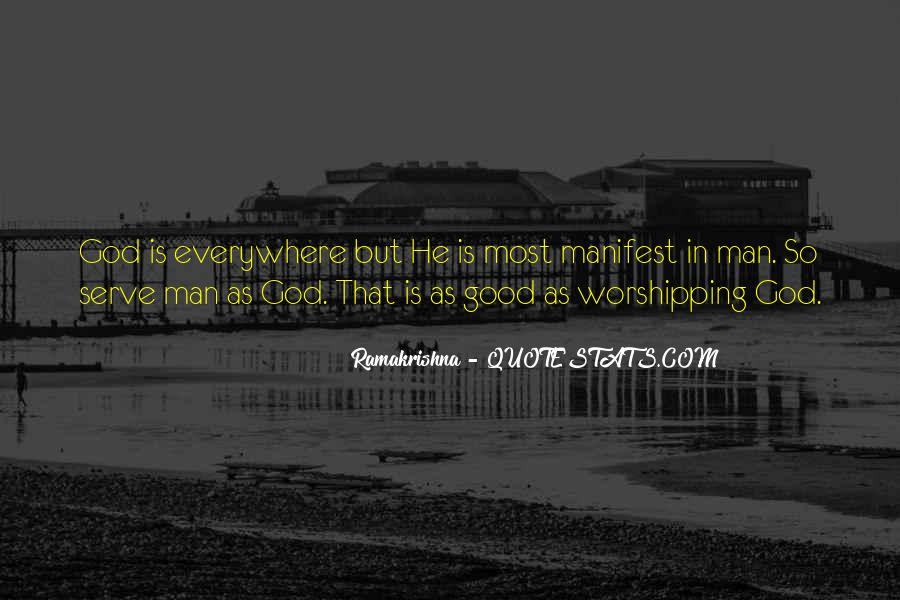 Good Is God Quotes #50806