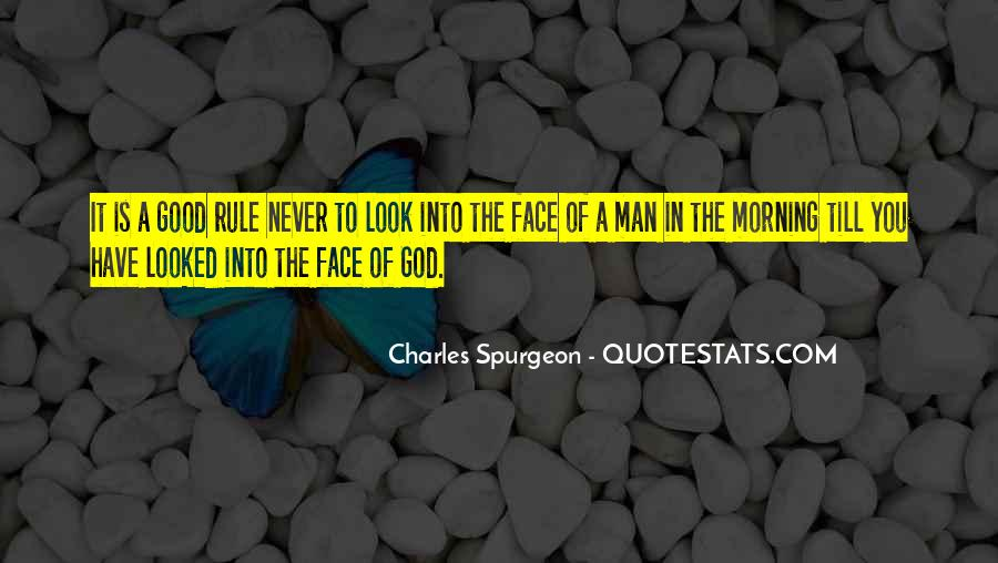 Good Is God Quotes #53386