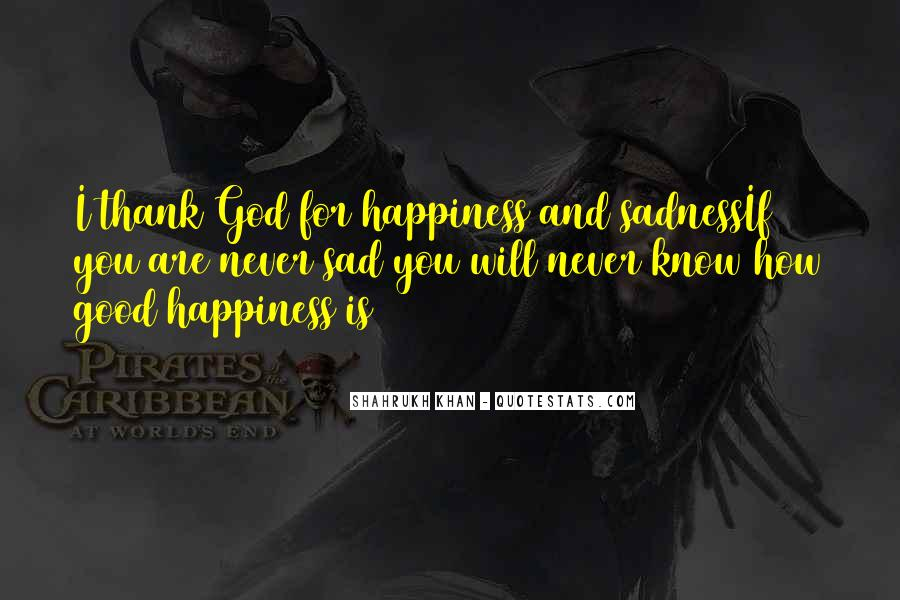 Good Is God Quotes #73902