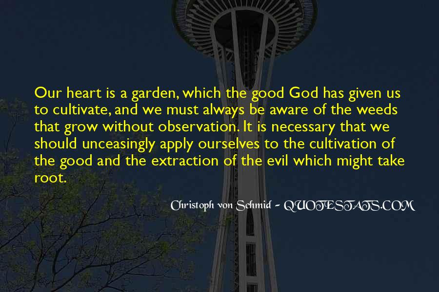 Good Is God Quotes #82260