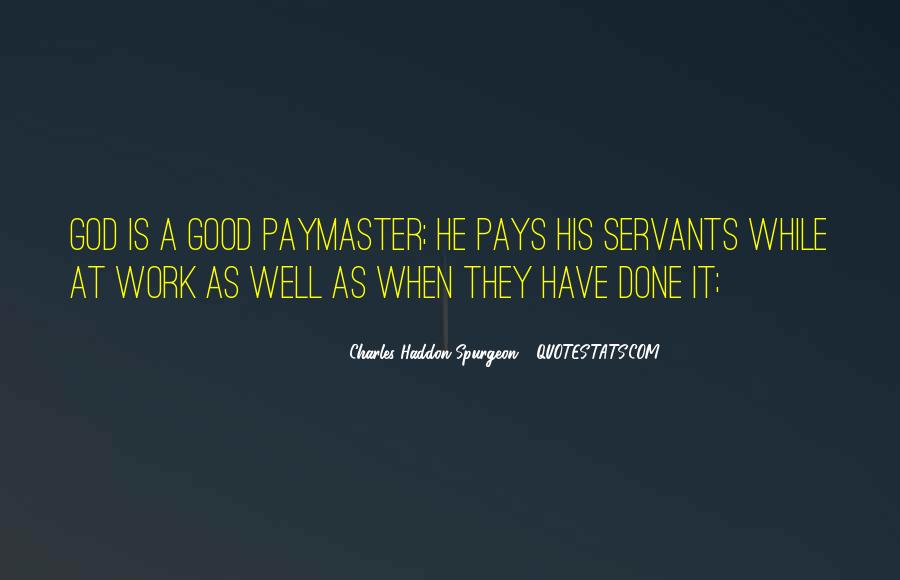 Good Is God Quotes #87256