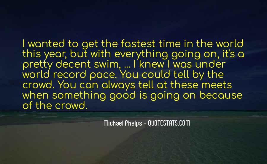Good It Crowd Quotes #436027