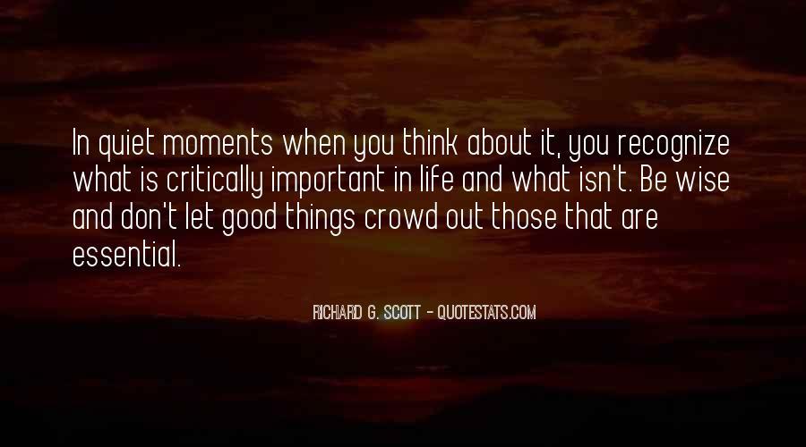 Good It Crowd Quotes #580078