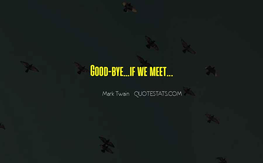 Good Last Words Quotes #1238280