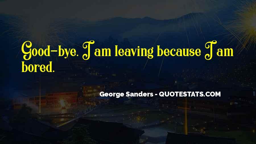 Good Last Words Quotes #1391538