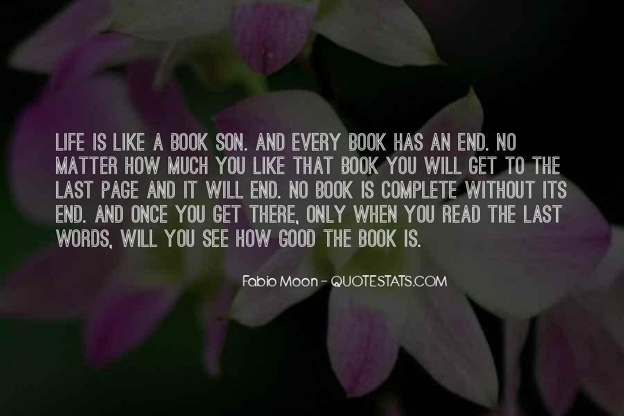 Good Last Words Quotes #1663575