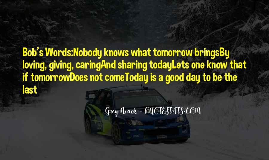 Good Last Words Quotes #1683766