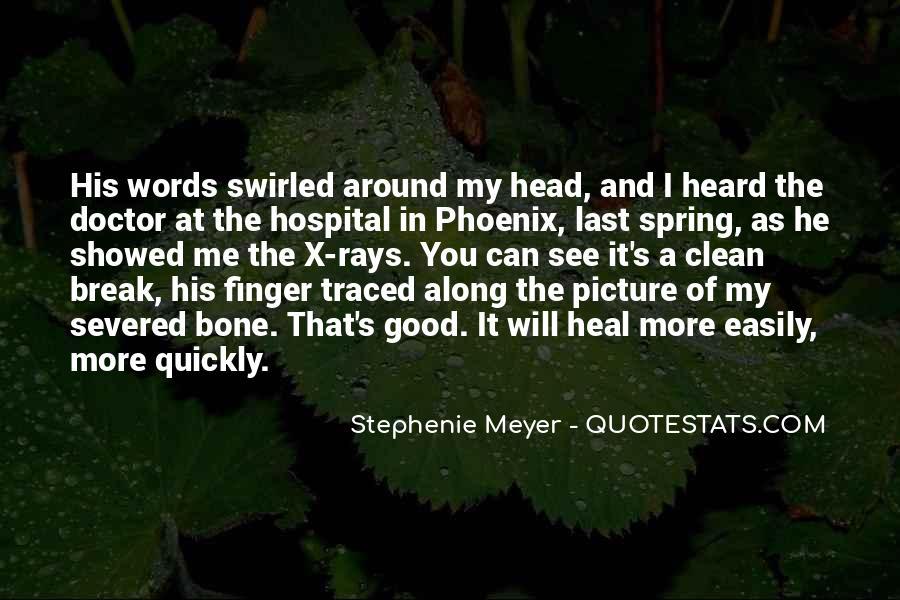Good Last Words Quotes #551347