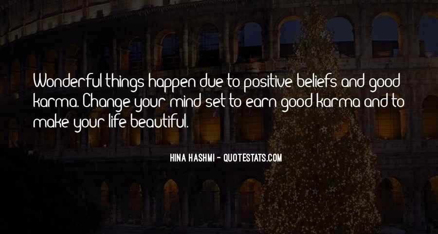 Good Law Of Life Quotes #1301564