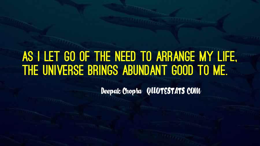 Good Let Go Quotes #256159