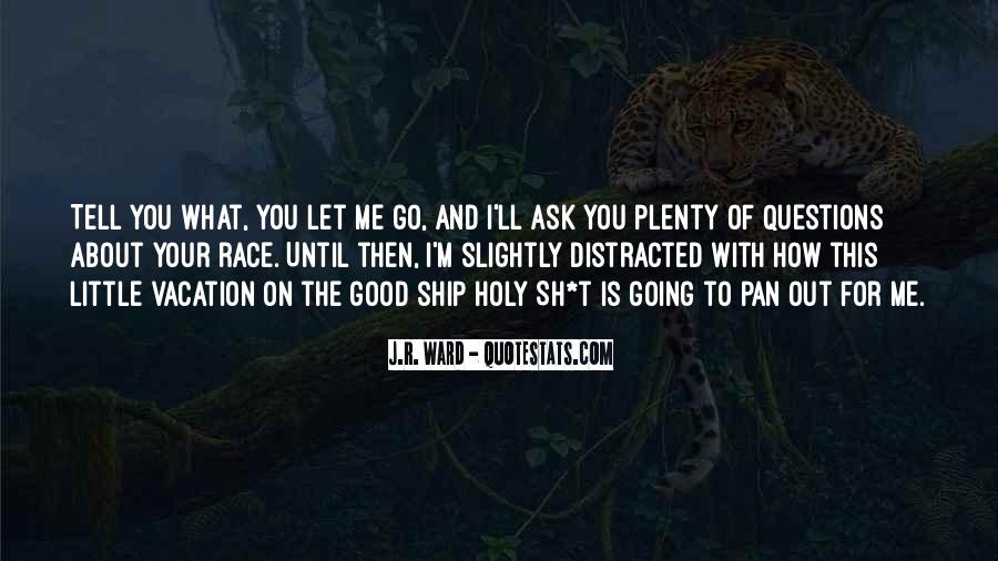Good Let Go Quotes #302812