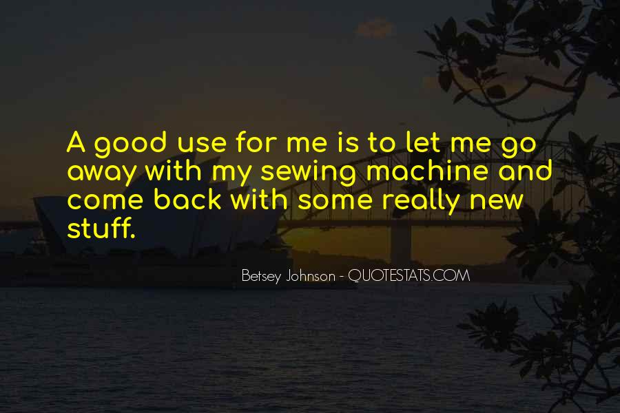 Good Let Go Quotes #354223