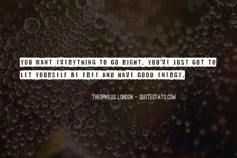 Good Let Go Quotes #453352