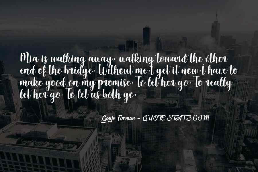 Good Let Go Quotes #95014