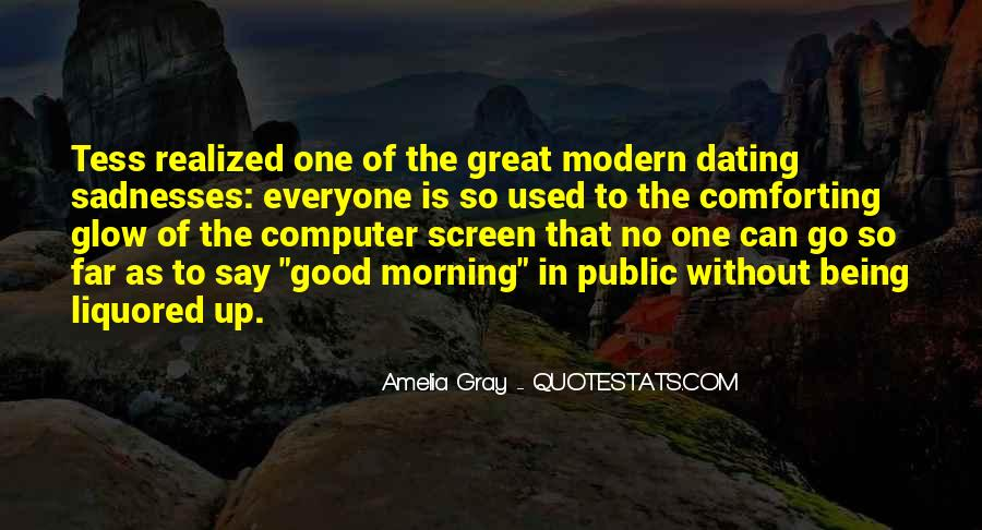 Good Morning Great Quotes #860593