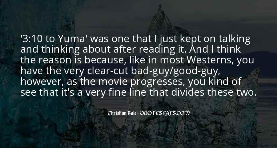 Good Movie Line Quotes #1320108