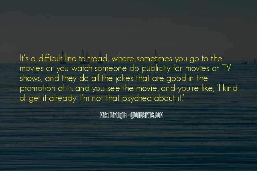 Good Movie Line Quotes #1794475