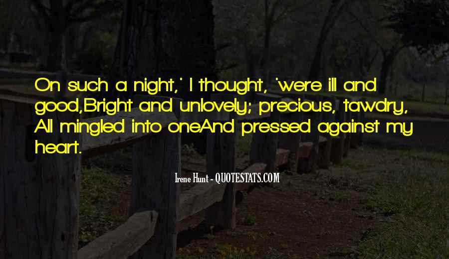 Good Night Heart Quotes #801709