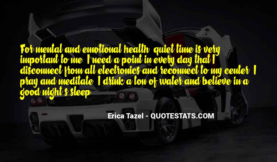 Good Night Time Quotes #1179838