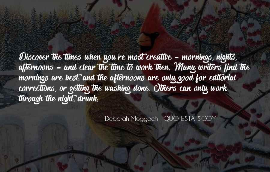 Good Night Time Quotes #1835645