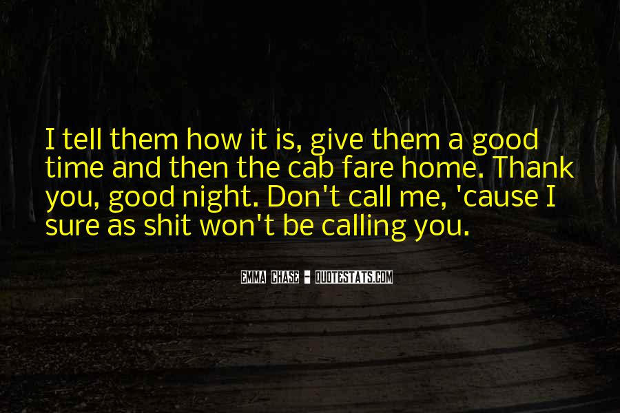 Good Night Time Quotes #201950