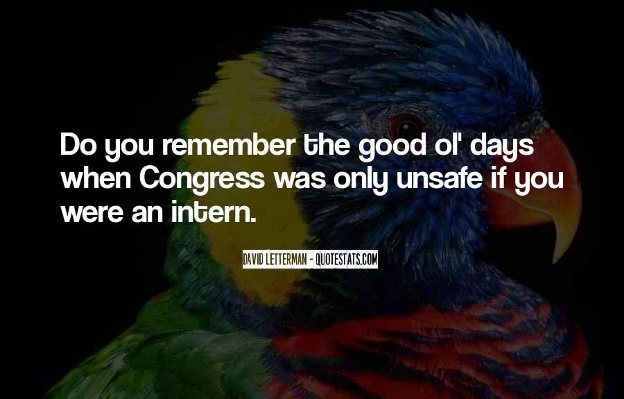 Good Ol Quotes #1197310