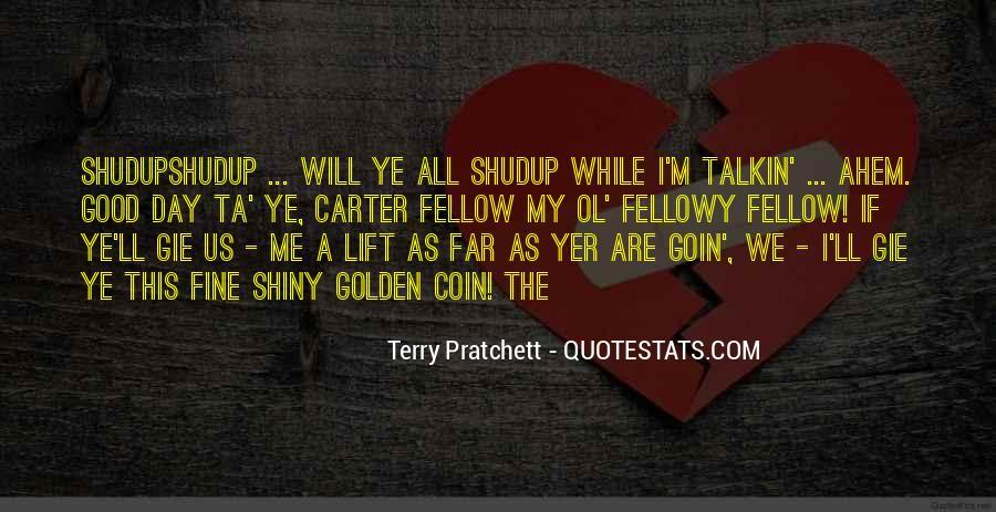 Good Ol Quotes #1502195