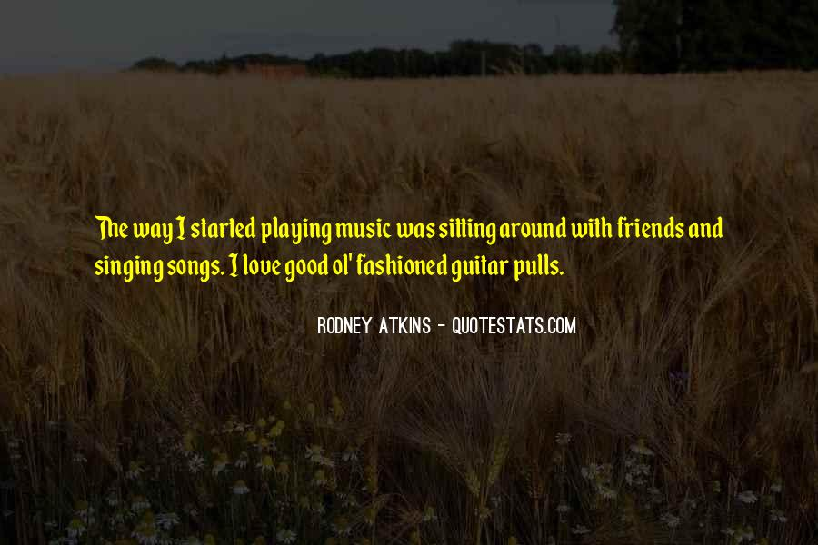 Good Ol Quotes #1668635