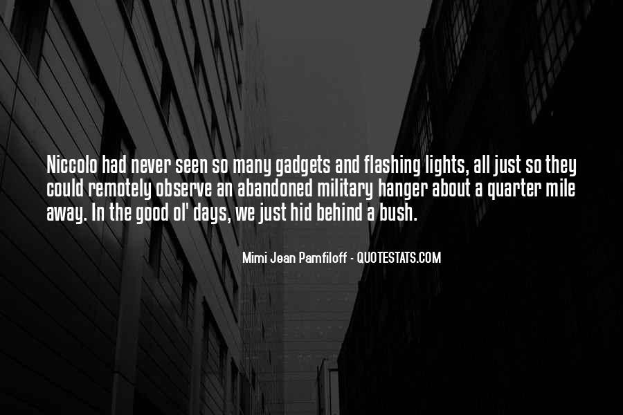 Good Ol Quotes #1859032