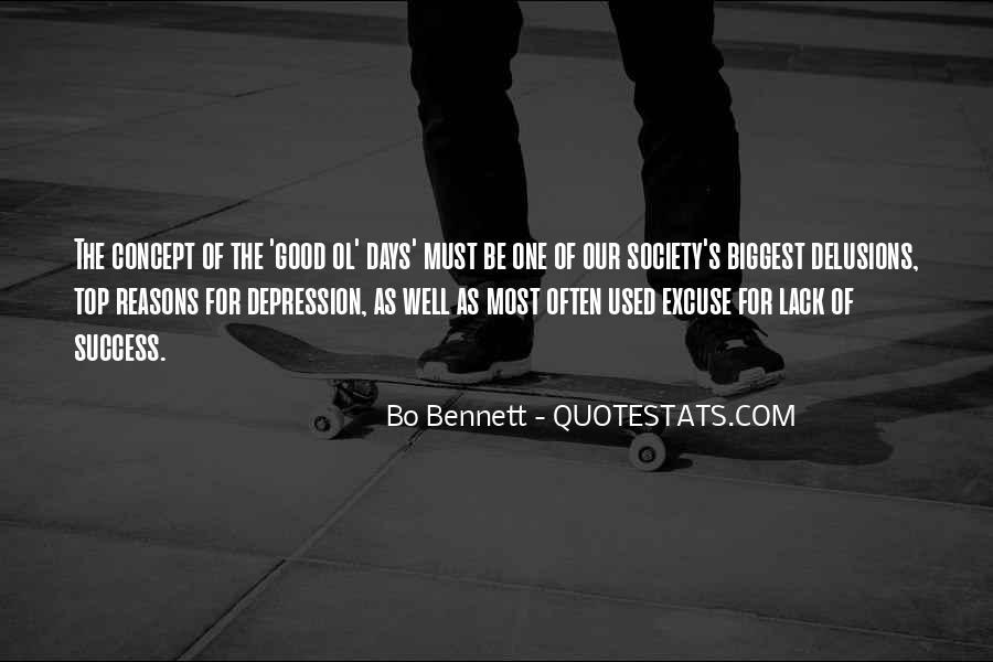 Good Ol Quotes #909336
