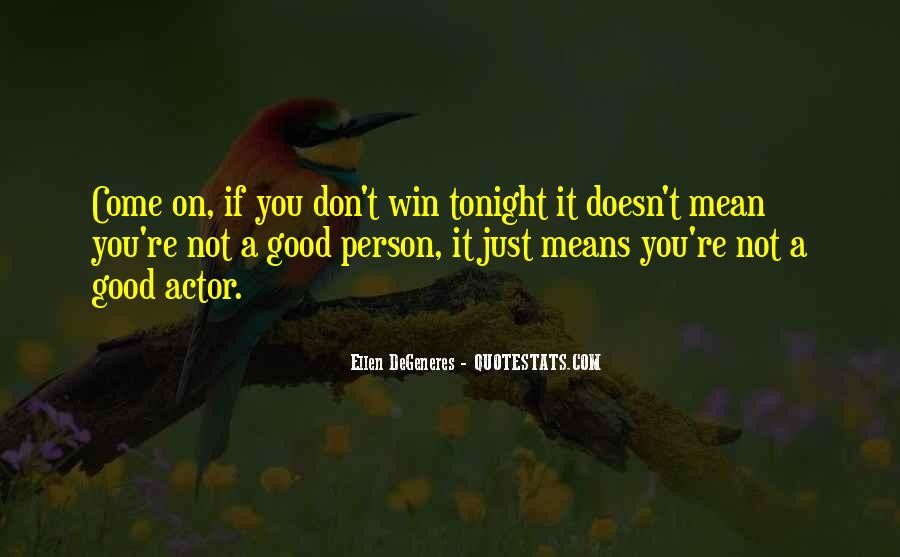 Quotes About Funny Tonight #687609