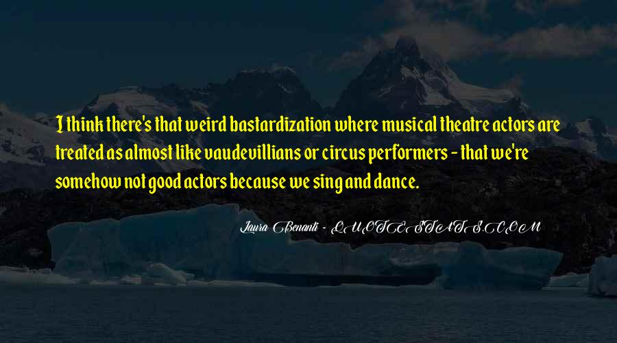Good Performers Quotes #1455258