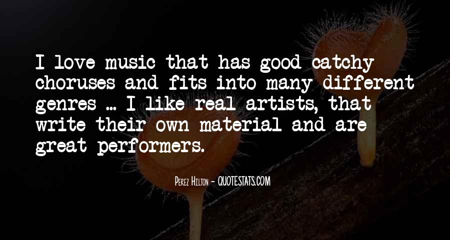 Good Performers Quotes #259547