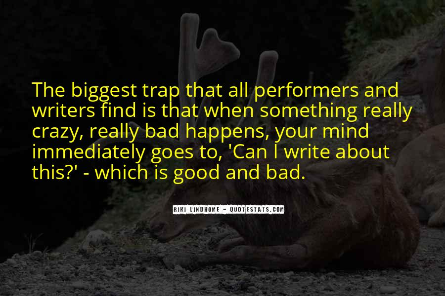 Good Performers Quotes #497530