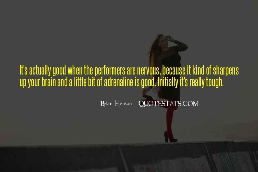 Good Performers Quotes #642350