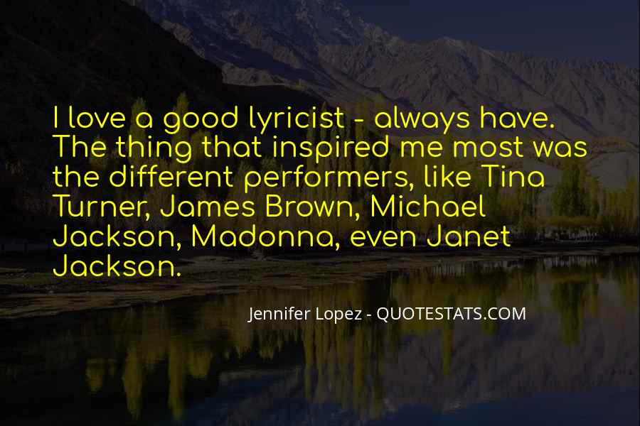 Good Performers Quotes #912548