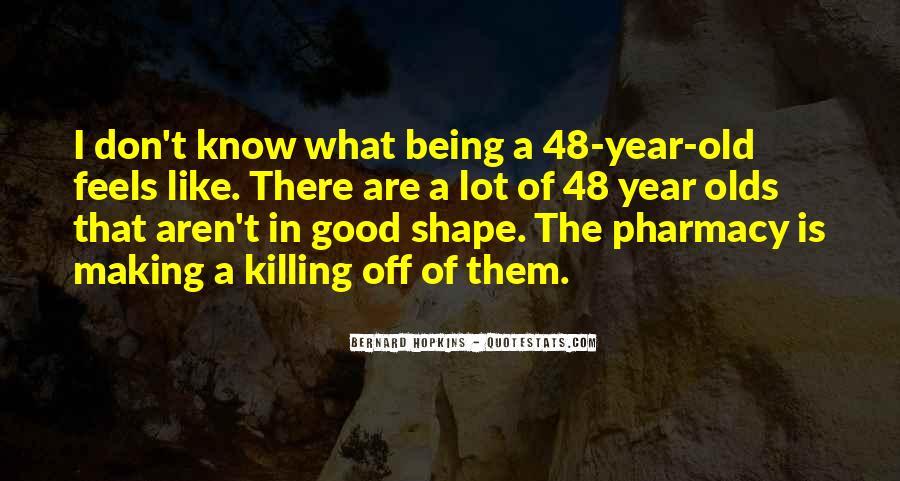 Good Pharmacy Quotes #1729581