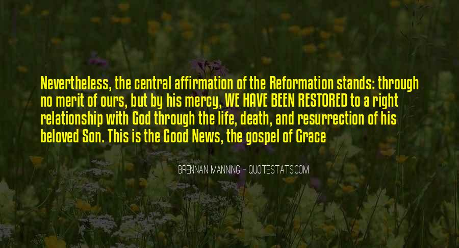 Good Reformation Quotes #1523322