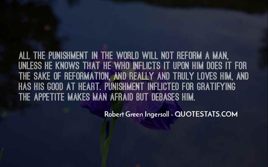 Good Reformation Quotes #1779779