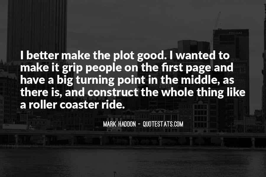 Good Roller Coaster Quotes #1402649