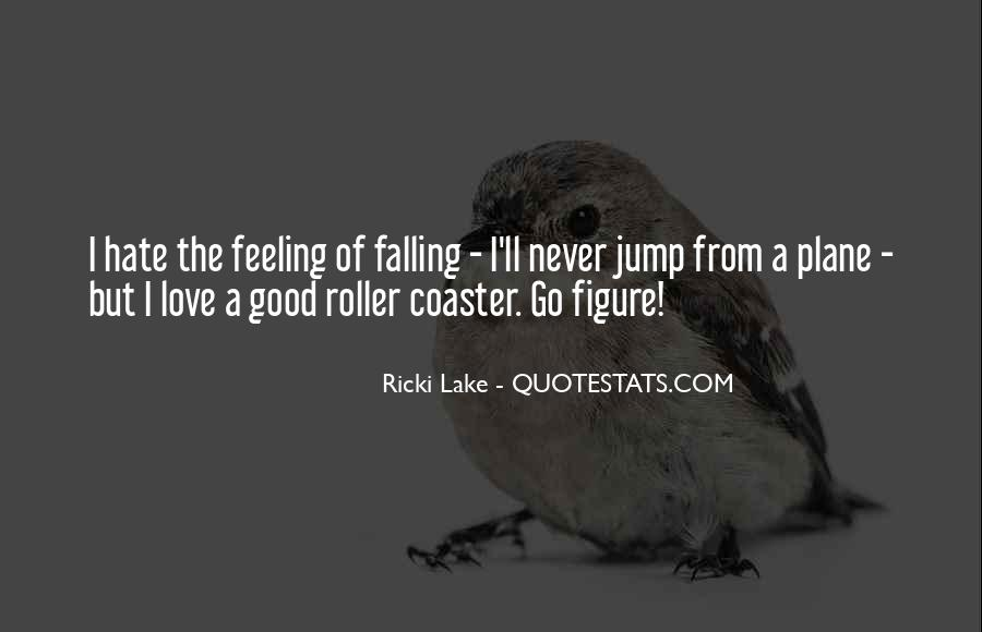 Good Roller Coaster Quotes #1639383