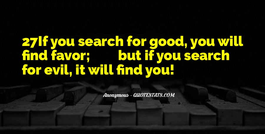 Good Search Quotes #35718