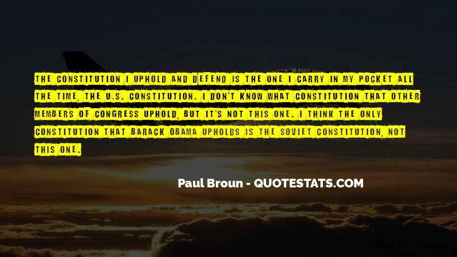 Good Short Trust Quotes #493345