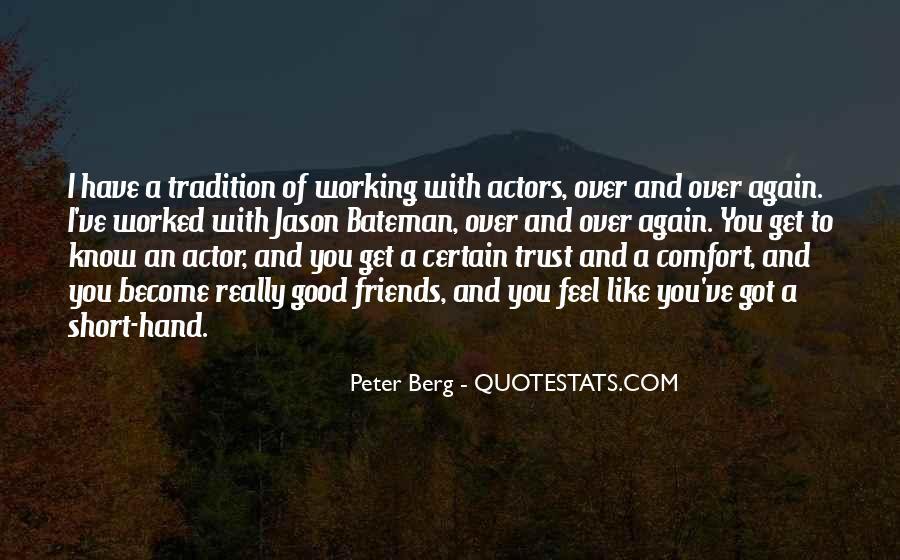 Good Short Trust Quotes #733806