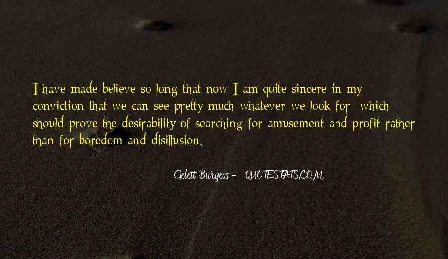 Good Short Trust Quotes #808125