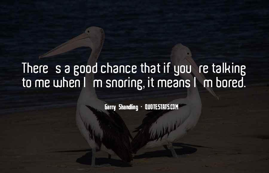 Good Snoring Quotes #508640