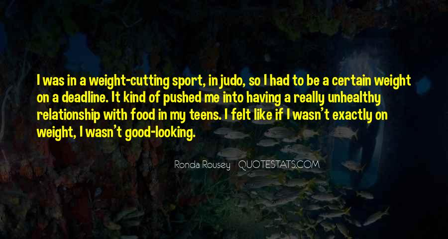 Good Sports T-shirt Quotes #1691344