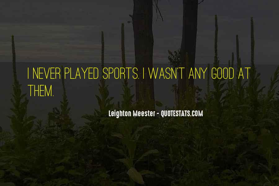 Good Sports T-shirt Quotes #750118